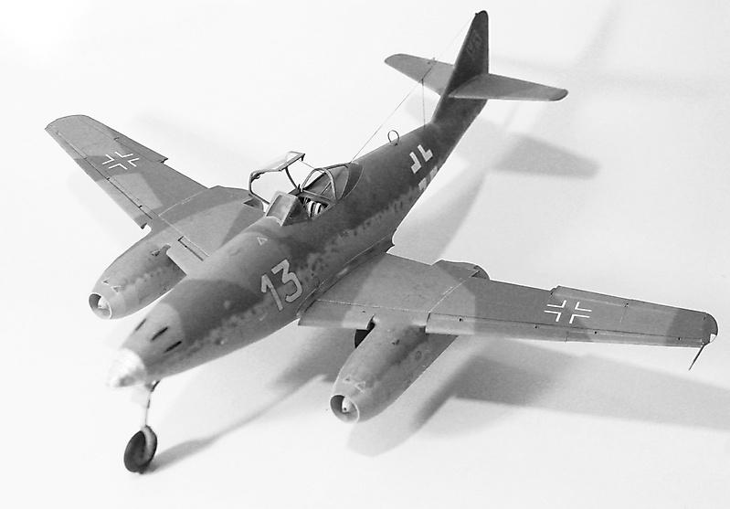 Messerschmitt Me 262A-1_1