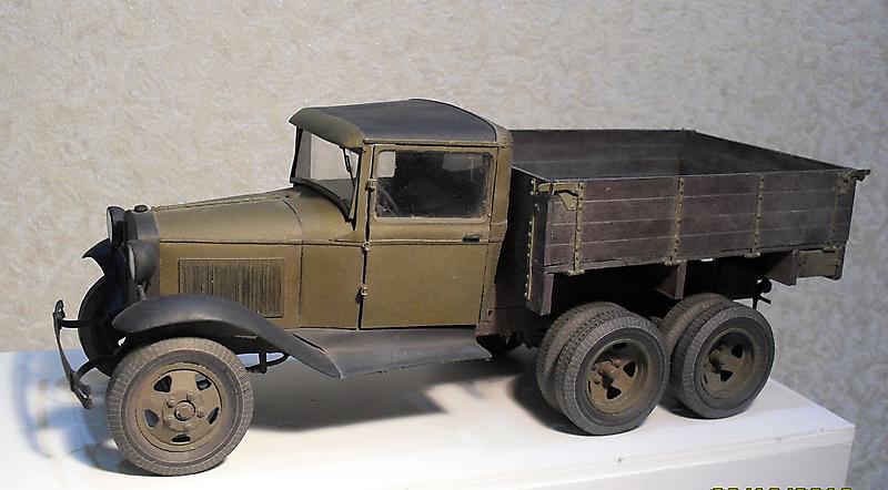 Грузовой автомобиль ГАЗ-ААА_1