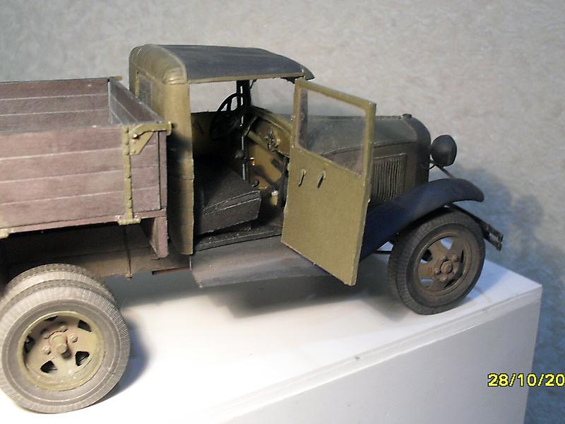 Грузовой автомобиль ГАЗ-ААА_2