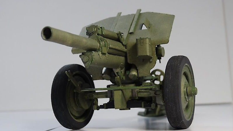 Гаубица 122мм М-30 1938г_7