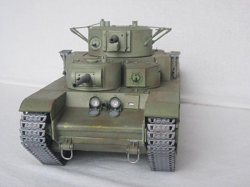 Тяжелый танк Т-35_1