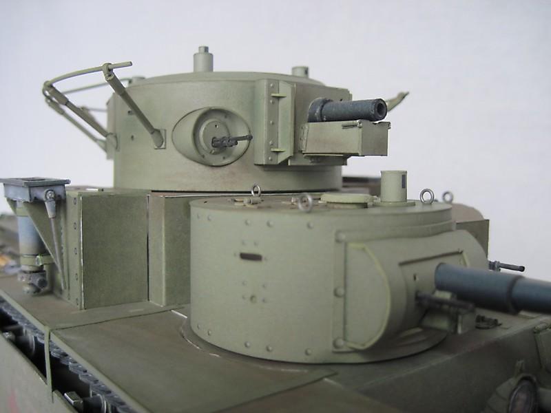 тяжелый танк Т-35_2