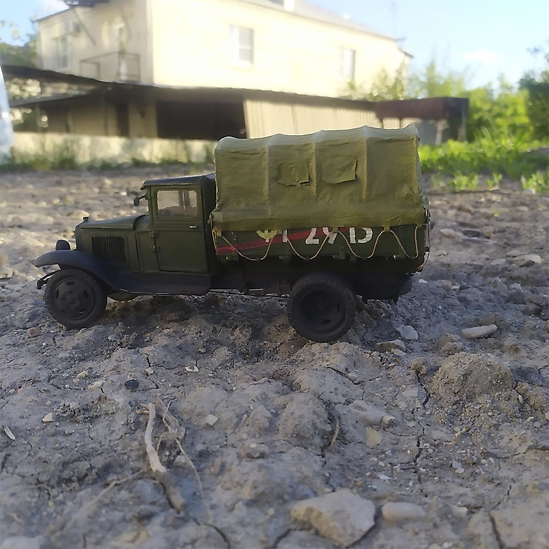 ГАЗ-АА. _6