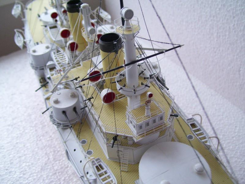 Эскадренный броненосец Севастополь_1