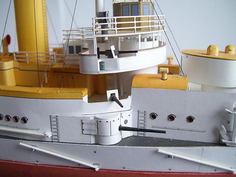Броненосный крейсер Баян_1