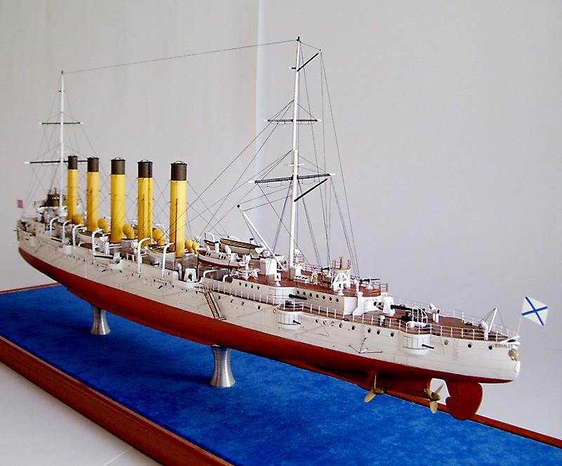 Бронепалубный крейсер І ранга Аскольд_2