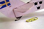 Шведский учебно-тренировочный самолет :: биплан_4
