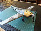 Bf 109E-4 KARTONOWY ARSENAL 2/2007 :: 1_1