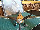 Bf 109E-4 KARTONOWY ARSENAL 2/2007 :: 4_1