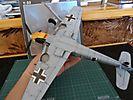 Bf 109E-4 KARTONOWY ARSENAL 2/2007 :: 5_1