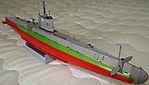А-5 Бумажная коллекция :: Подводная лодка А-5_2
