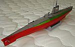 Подводная лодка А-5_5