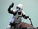 Scout Trooper on Z-74 Speeder bike :: Speeder 2_2
